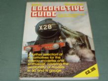 CADE'S LOCOMOTIVE GUIDE ; A MUST FOR ALL MODELLERS AND ENGINE ENTHUSIASTS. Vol 2 (1981)